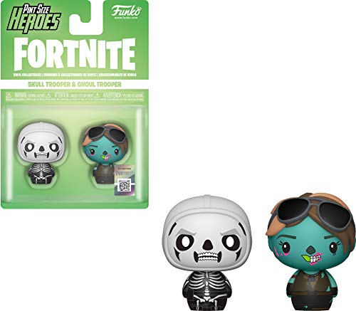 Funko 38034 Pint Size Heroes FortniteSkull Trooper & Ghoul 2 Pack Multicolor