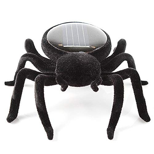Glumes Solar Car – World's Smallest Powered Educational Toy Gadget Christmas GiftAmerican Warehouse Shipment FAST spider