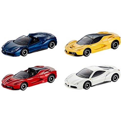 Takara Tomy Tomica Ferrari Set