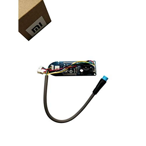 SPEDWHEL Original Dashboard for XIAOMI MIJIA M365 Electric Scooter Instrument Circuit Board (Blue)