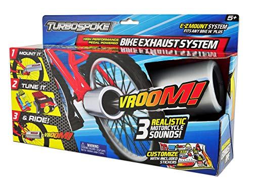 Turbospoke Bicycle Exhaust System V2 Multi