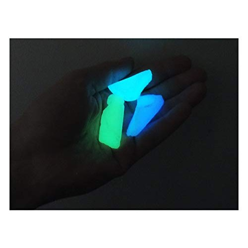 Large Glowing Magic Crystals Glow in The Dark Crystal Stone – Kids Science