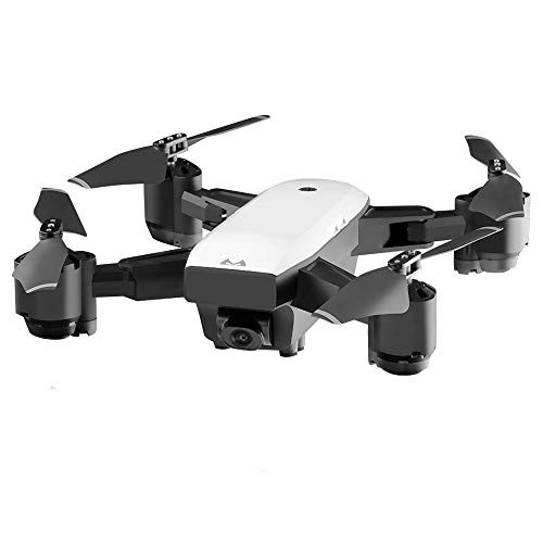 Kasien Drone 5MP 1080P Camera 120Wide-Angle 5G GPS Aititude Hold RC Helicopter Foldable Selfie Smart Follow Fixed Point Positioning 24GHz