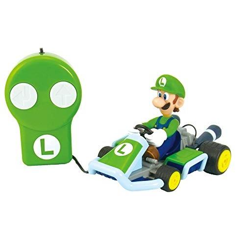 Remote Control car Mario Kart 7 Luigi