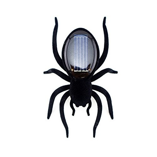 Wenini Solar Car – World's Smallest Powered Educational Toy Solar Spider