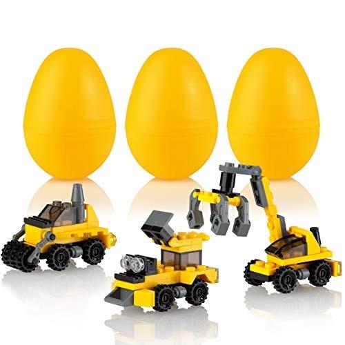 Easter Egg Building Block Toy filled Great for Kids