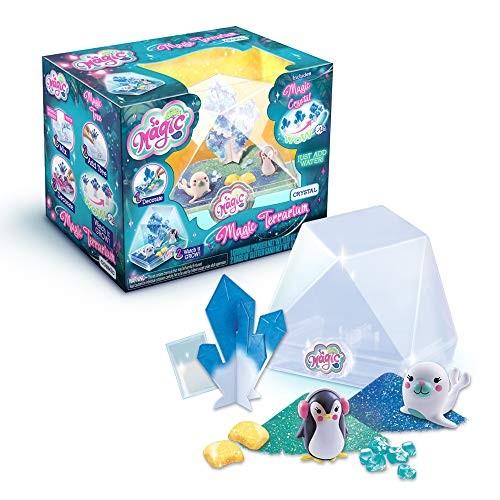 Canal Toys USA Ltd So Magic DIY Medium – Terrarium Kit- Crystal