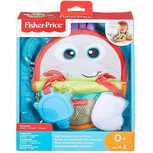 Fisher-Price New Mini Monsters Activity Mirror