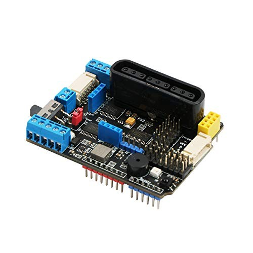 Emakefun TB6612FNG Motor Drive Board 8 Servo for Arduino R3 and MEGA2560 Boards Starter Robot Car KitSupport Scratch Library