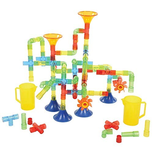 Kaplan Early Learning Company STEM Builder Series Build a Waterway