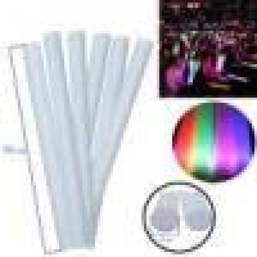 Elevin TM Light Up Foam Sticks Glow Party LED Flashings Vocal Concert Reuseable Hot