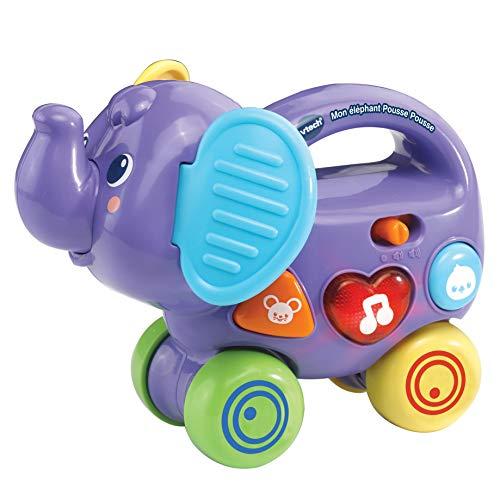VTech Mon lphant Pousse French Toy