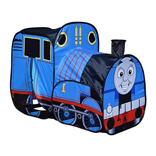 Sunny Days Entertainment Thomas & Friends Pop Up Train  Indoor Play Tent for