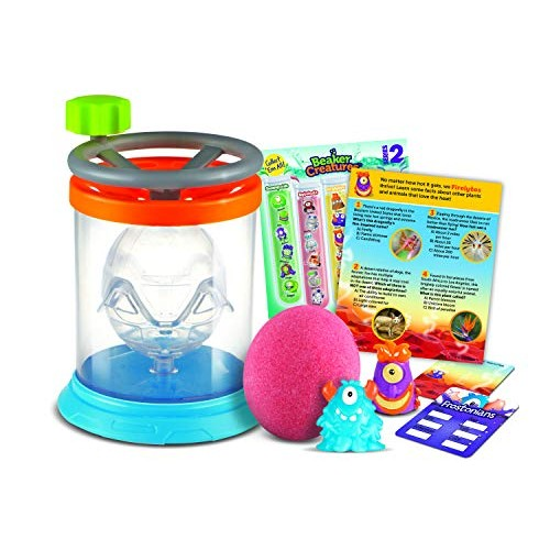 Learning Resources Beaker Creatures Whirling Wave Reactor Homeschool STEM Reaction Chamber Ages 5+