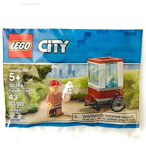 LEGO Popcorn Cart 30364 43 pcs