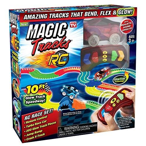 Magic Tracks MAGTRA-RCR RC Racer Set Multi-Coloured