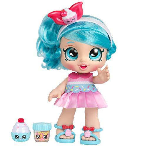 Kindi Kids Snack Time Friends Pre School 10 inch Doll Jessicake