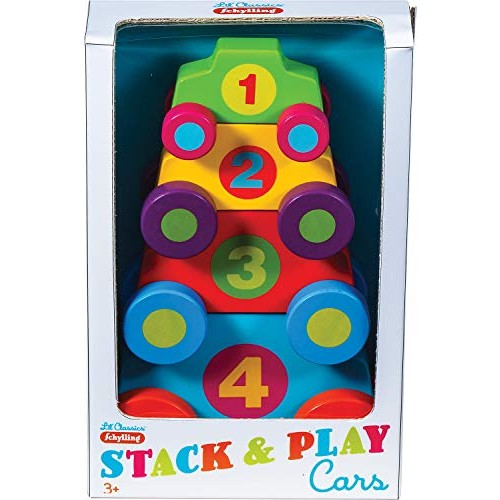 Schylling Stack & Play Cars
