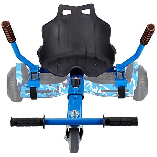 Hoverboard Go Kart Hoverboard Accessories Fun for Kids Fits 65/8/10Safer for KidsSelf Balancing Scooter