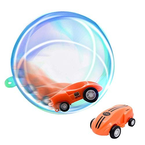 KATIETOY Mini High Speed RC CarMicro Spinning Car Toys for Kids with 360 Rotating