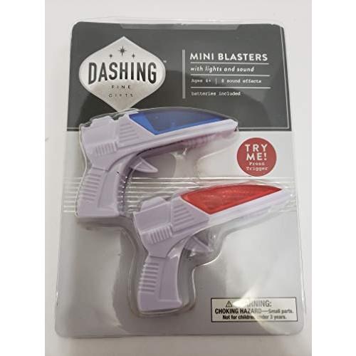 Dashing fine gifts Mini Blasters Walgreens