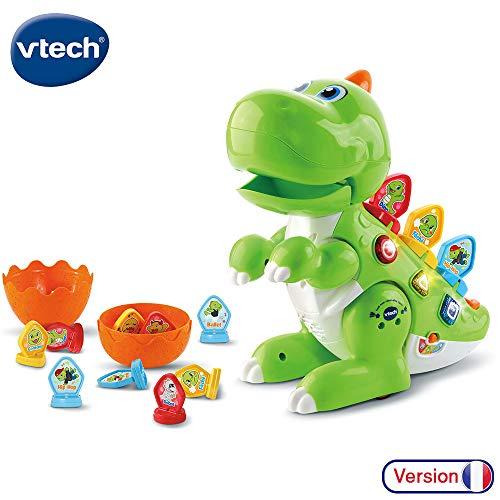 VTech Codi mon Robot-Dino rigolo French Toy