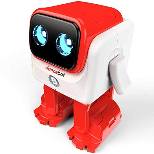 ECHEERS Dance Music Robot Toys Gift for All Age – Singing Dancing Along Tunes Smart Bluetooth Speaker No APP Chargeable