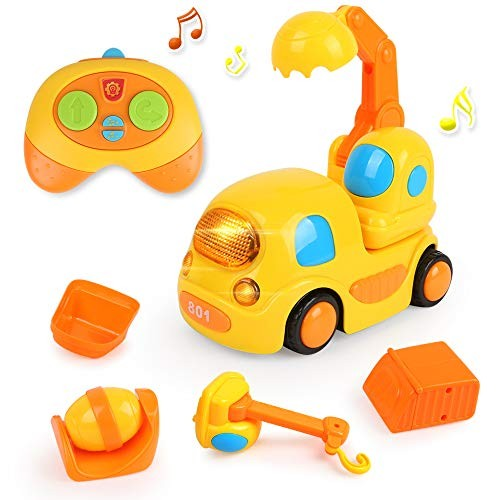 Toys for 2 Year Old Toddler Toys Birthday Gifts Remote Control