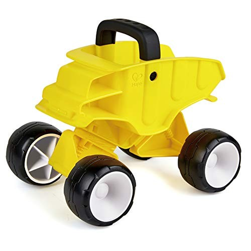 Hape Kid's Dump Truck Yellow One Size