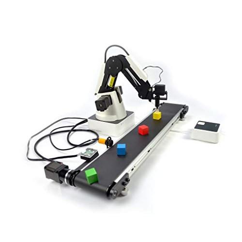 Dobot Magician Educational Kit for STEM Robotic ARMEducational Version with Conveyor Belt Edu-Magician-Belt