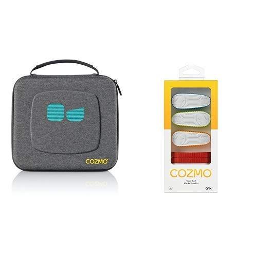 Anki 000-00060 Cozmo Carry Case Transporttasche Mehrfarbig & 000-00059 Treads Gummiketten