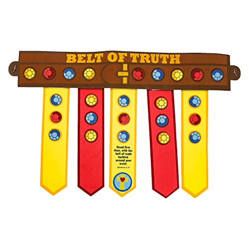 Armor of God Belt Ck – Crafts for Kids and Fun Home Activities