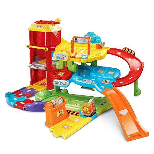 VTech Go Smart Wheels Park and Learn Deluxe Garage