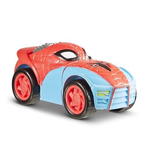 HeroDrive Marvel MOD Squad Spiderman Toy Vehicle