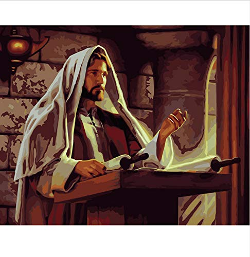Jigsaw Puzzle 1000 Piece DIY Numders Jesus Missionary S Kits Unique Home Decorati Classic 3D Wooden Toy Gift