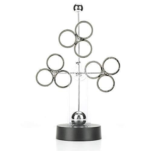 Marhynchus Perpetual Swing Kinetic Art Craft Electronic Shake Wiggle Balance Teaching Tool Desk Decoration