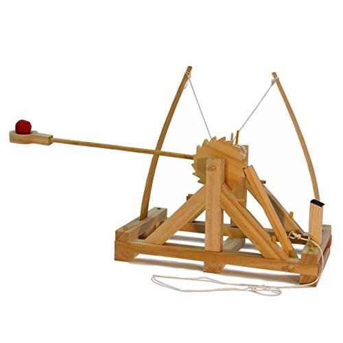 Leonardo da Vinci Catapult Kit Renewed