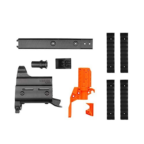 WORKER No171 UMP9 Front Tube Kit (with Front Tube Adaptor) for Nerf Stryfe