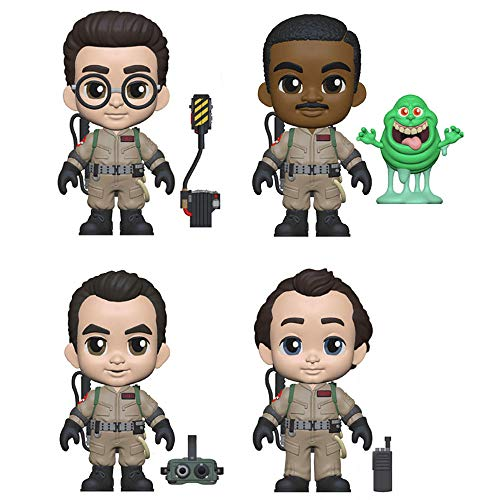 Funko 5 Star Ghostbusters Collectible Vinyl Figures Set of 4