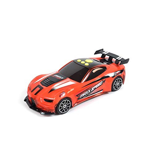Sunny Days Entertainment Race Car  Lights and Sounds Racing Toy with Motorized Drive