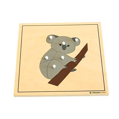 MONTESSORI OUTLET Koala Puzzle