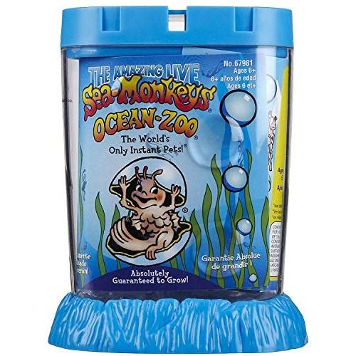 Sea Monkey's Magic Castle