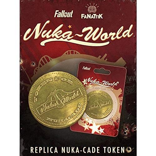 FaNaTtik Fallout Replica 1 1 Nuka-Cade Token Replicas