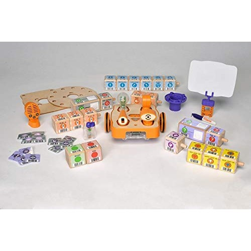 KinderLab Robotics KIBO 21 – The Screen-Free STEAM Robot Kit for Children 4 7