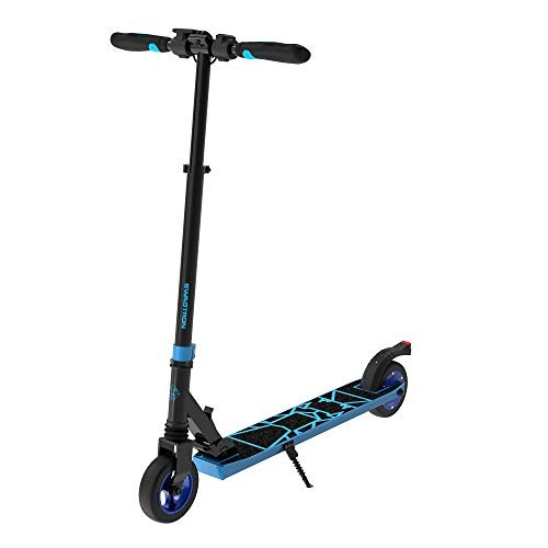 Swagtron Swagger 8 Folding Electric Scooter for Kids & Teens   Lightweight E-Scooter for