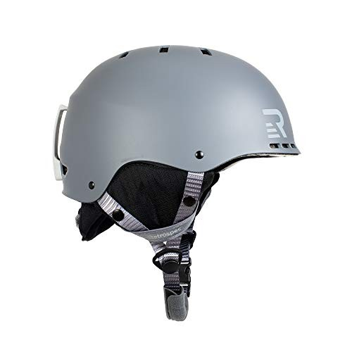 Retrospec Traverse H2 2-in-1 Convertible Ski & Snowboard/Bike & Skate Helmet with 14 Vents;