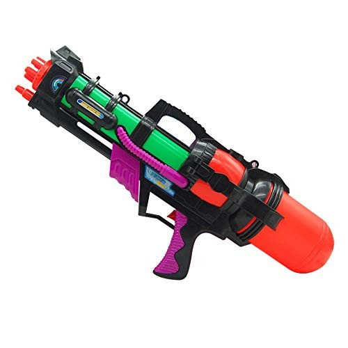 XUMING Water Gun 6M10M Water Pistol Large Capacity Pull-Type Powerful Water Toy Children Adult