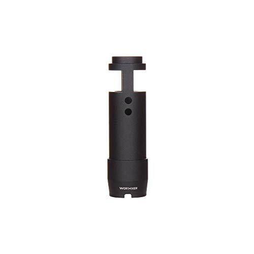 WORKER AK Series Attachment E Type Tube Decorate Cap for Nerf Blaster