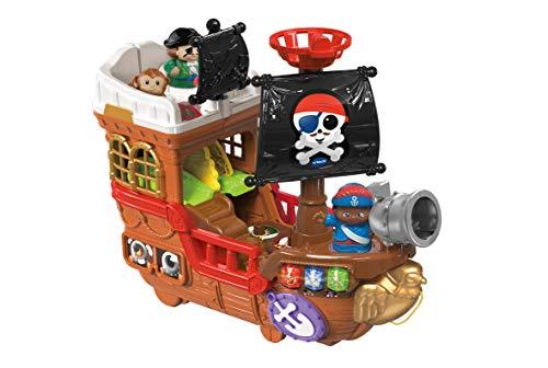 VTech 80-177873 Toot Friends Pirate Ship Multi-Colour