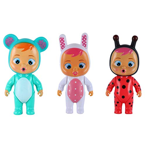 Naladoo Manually Dress Up Decorate Cute Little Toys for Children's Gifts 6PCS